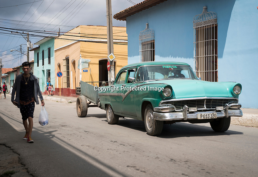 27/07/18<br /> <br /> 1956 Ford, Trinidad, Cuba.<br /> <br /> All Rights Reserved, F Stop Press Ltd. (0)1335 344240 +44 (0)7765 242650  www.fstoppress.com rod@fstoppress.com
