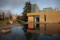 01142009-  Seattle University's Chapel of St. Ignatius on a sunny winter day