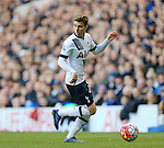 Tottenham's Tom Carroll in action during the Premier League match at White Hart Lane Stadium.  Photo credit should read: David Klein/Sportimage