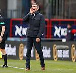 09.12.2018 Dundee v Rangers: Jim McIntyre