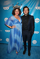 LOS ANGELES, CA - OCTOBER 27: Christopher Mintz-Plasse, Guest, at UNICEF Next Generation Masquerade Ball Los Angeles 2017 At Clifton's Republic in Los Angeles, California on October 27, 2017. Credit: Faye Sadou/MediaPunch /NortePhoto.com