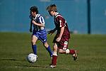 Pukekohe AFC 14th Grade Blue vs Papakura Blue football game played at Bledisloe Park Pukekohe on Saturday May 17th 2008.