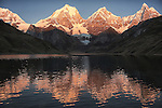 Peaks and Reflections, Cordillera Huayuash, Peru