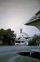 Blaise Hamlet:  Vine Cottage, designed by John Nash, 1810-1811. Bristol, England.