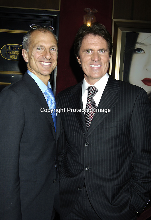 "John DeLuca and Director Rob Marshall ..arriving at The New York Premiere of ""Memoirs Of A Geisha""  on December 6. 2005 at The Ziegfeld Theatre...Photo by Robin Platzer, Twin Images.."