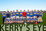 St. Senan's Front: Mike Keane, Mark Behan, David Foran, Sean Weir (C) Sean T. Dillon, Con O'Keeffe, Adrian O'Mahony, David Behan, Sean Stack. Back : Joseph O'Carroll, Gearoid O'Connell, Darragh Kennelly, Richard Nolan, Damian Somers, Sean Dowling, Eoin O'Connell, Brendan O'Connell, Alan Kennelly, Breandan Whelan, Jack Twomey, Sean O'Connell & Luke Lynch.