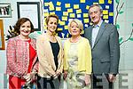 At the Castleisland Community College 30th celebration on Friday were Ann O'Dwyer, Carmel Kelly, Ann Buckley and Tadhg O Maolcatha