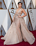 04.03.2018; Hollywood, USA: <br /> <br /> GINA RODRIGUEZ<br />  arrives on the Red Carpet to attend the 90th Annual Academy Awards at the Dolby&reg; Theatre in Hollywood.<br /> Mandatory Photo Credit: &copy;AMPAS/Newspix International<br /> <br /> IMMEDIATE CONFIRMATION OF USAGE REQUIRED:<br /> Newspix International, 31 Chinnery Hill, Bishop's Stortford, ENGLAND CM23 3PS<br /> Tel:+441279 324672  ; Fax: +441279656877<br /> Mobile:  07775681153<br /> e-mail: info@newspixinternational.co.uk<br /> Usage Implies Acceptance of Our Terms &amp; Conditions<br /> Please refer to usage terms. All Fees Payable To Newspix International