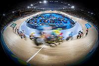 Womens points race. Cycling, Commonwealth Games, Gold Coast, Australia. Saturday, 7 April, 2018. Copyright photo: John Cowpland / www.photosport.nz /SWpix.com general view of velodrome