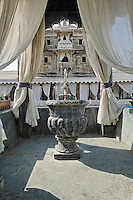 Jag Mindar Palace, Lake Pichola, Udaipur, India.