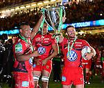 240514 Toulon v Saracens Heineken Cup Final 2014