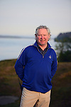 Jerry Holcomb, Equipment Manager at Chambers Bay Golf Course in University Place, Washington, which will host the 2015 U.S. Open in June 2015. Photo by Daniel Berman for Golf Course Management Magazine.