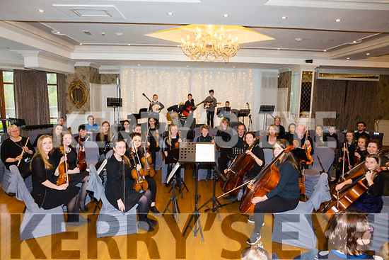 Kerry School of Music Concert at the Rose Hotel on Sunday