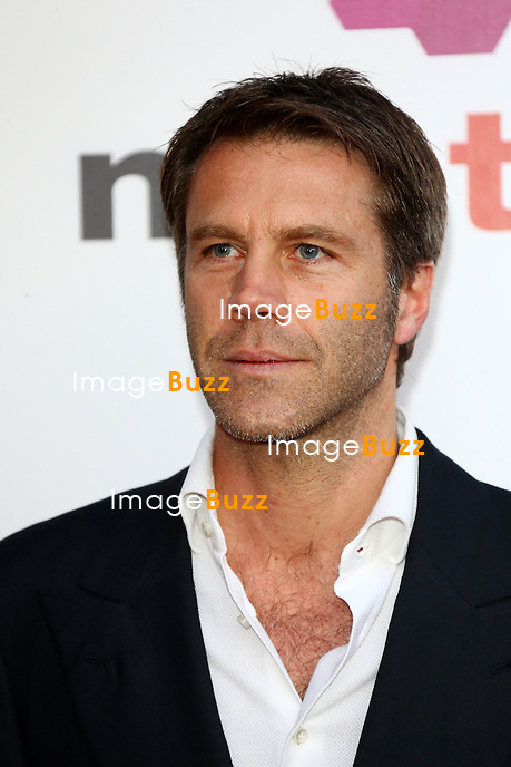 Emmanuel Philibert of Savoy (prince of venice and piedmont) attends the MipTV Red Carpet, at the Martinez hotel.<br /> France, Cannes, April 7, 2014.