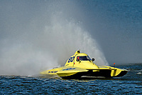 """Andrew Tate, S-80 """"On The Edge""""    (2.5 Litre Stock hydroplane(s)"""