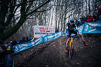 AERTS Toon (BEL/Telenet Fidea Lions)<br /> <br /> Brussels Universities Cyclocross (BEL) 2019<br /> Elite Men's Race<br /> DVV Trofee<br /> &copy;kramon