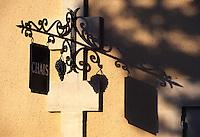Europe/France/Aquitaine/33/Gironde/Pauillac: château Pichon Longueville Comtesse de Lalande (AOC Pauillac) - Détail architecture