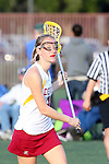 Santa Barbara, CA 02/18/12 - Shelby Griffin (Arizona State #2) in action during the Arizona State vs BYU matchup at the 2012 Santa Barbara Shootout.  BYU defeated Arizona State 10-8.