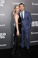 BEVERLY HILLS, CA - OCTOBER 13: Valorie Curry, Sam Underwood attends the Special Screening Of Lionsgate's 'American Pastoral' on October 13, 2016 in Beverly Hills, California. (Credit: MPA/MediaPunch).