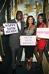 Attends Wendy Williams 50th Birthday Party Held at the Out Hotel, NY