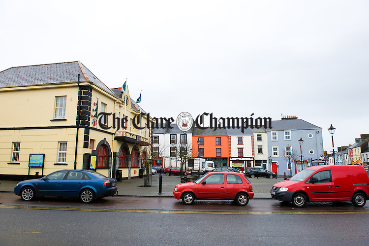 Kilrush. Photograph by John Kelly.