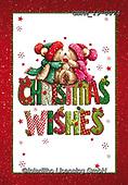Roger, CHRISTMAS ANIMALS, WEIHNACHTEN TIERE, NAVIDAD ANIMALES, paintings+++++,GBRM19-0074,#xa#
