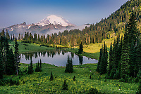 Tipsoo Lake & Mount Rainier