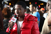 NEW YORK, NY - April 27: Christian Combs backstage at the 2017 Tribeca Film Festival Screening of Can't Stop, Won't Stop: The Bad Boy Story at The Beacon Theater in New York City on  April 27, 2017. Credit: Walik Goshorn /MediaPunch