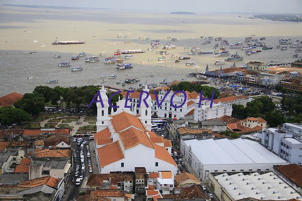 Vetada a venda para o Estado Do Pará.                                                        Belém 09 de Outubro de 2010- O Cirio Fluvial de Belém, reuniu mais de 600 embarcações, homenageando Nossa Senhora de Nazaré- Foto - Ney Marcondes AE/AE