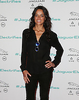 LOS ANGELES, CA - NOVEMBER 14: Michelle Rodriguez attends the Jaguar For Next Era Vehicle Unveiling Event at Milk Studios on November 14, 2016 in Los Angeles, California. (Credit: Parisa Afsahi/MediaPunch).