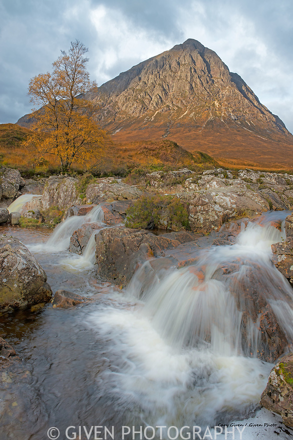 Buachaille Etive Mor and the Coupall River, Glencoe, Scotland