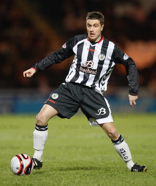 Craig Dargo, St Mirren
