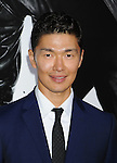 "HOLLYWOOD, CA. - November 19: Rick Yune arrives at the ""Ninja Assassin"" Los Angeles Premiere at the Grauman's Chinese Theatre on November 19, 2009 in Hollywood, California."