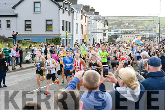 The Dingle Marathon.
