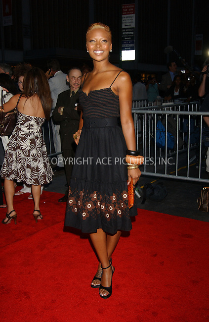 WWW.ACEPIXS.COM . . . . . ....August 21, 2006, New York City. ....Eva Pigford attends the premiere of 'Idlewild'. ....Please byline: KRISTIN CALLAHAN - ACEPIXS.COM.. . . . . . ..Ace Pictures, Inc:  ..(212) 243-8787 or (646) 769 0430..e-mail: info@acepixs.com..web: http://www.acepixs.com