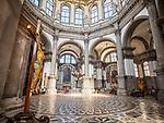 Crucifix, Basilica di Santa Maria della Salute, Venice, Italy