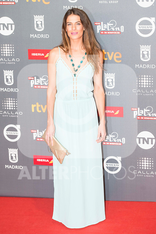 Natalia Varela attends to welcome party photocall of Platino Awards 2017 at Callao Cinemas in Madrid, July 20, 2017. Spain.<br /> (ALTERPHOTOS/BorjaB.Hojas)