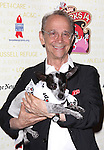 Joel Grey .backstage at Broadway Barks 14 at the Booth Theatre on July 14, 2012 in New York City. Marking its 14th anniversary, Broadway Barks!, founded by Bernadette Peters and Mary Tyler Moore helps many of New York City's shelter animals find permanent homes and also inform New Yorkers about the plight of the thousands of homeless dogs and cats in the metropolitan area.