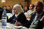 "DJERBA - TUNISIA - 13 March 2012 -- European Training Foundation (ETF) / Tunisian Ministry of Vocational Training and Employment (MFPE) Project Launch -  ""Human Capital for Regional Socio-Economic Development (Medenine, Tunisia)"". --  Conference attendee Abderrazak SOUAI, Gabes University -- PHOTO: Lindsay MACKENZIE / EUP-IMAGES."
