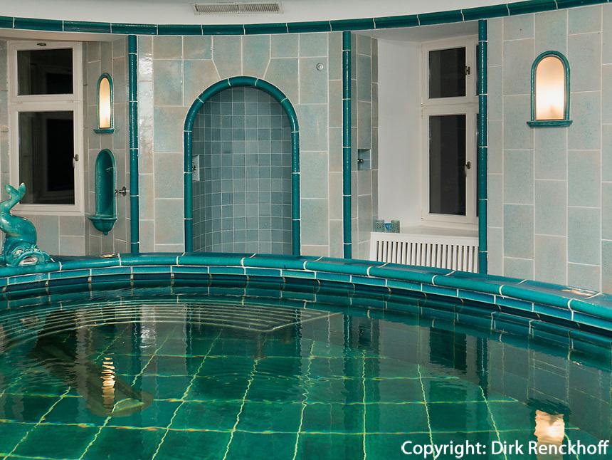 T&uuml;rkisches Bad, Schloss Wartegg in Rohrschacherberg, Kanton Thurgau , Schweiz<br /> Turkish bath, castle Wartegg, Canton Thurgau, Switzerland