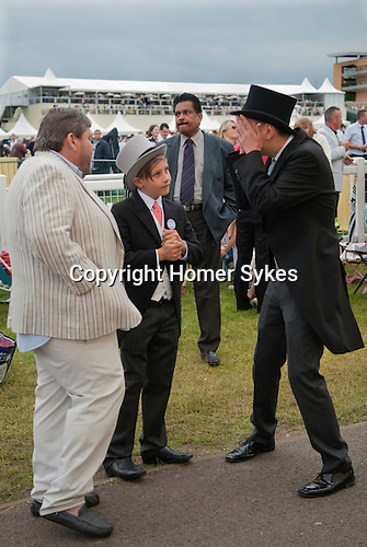 Royal Ascot horse racing Berkshire. 2016