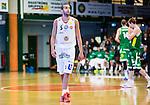 S&ouml;dert&auml;lje 2015-10-01 Basket Basketligan S&ouml;dert&auml;lje Kings - Uppsala Basket :  <br /> Uppsalas Andreas Person deppar under matchen mellan S&ouml;dert&auml;lje Kings och Uppsala Basket <br /> (Foto: Kenta J&ouml;nsson) Nyckelord:  Basket Basketligan S&ouml;dert&auml;lje Kings SBBK T&auml;ljehallen Uppsala Seriepremi&auml;r Premi&auml;r depp besviken besvikelse sorg ledsen deppig nedst&auml;md uppgiven sad disappointment disappointed dejected