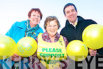 Young and old are getting involved in a major fundraising drive to raise funds for the Irish cancer society as part of Daffodil day on Friday March 26 with a charity shave or dye night which will also include a local auction of services. .