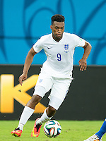 Daniel Sturridge of England
