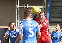 Queen of the South v St Mirren 050915