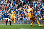 Harry Forrester scores for Rangers