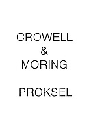 Crowell & Moring PROKSEL