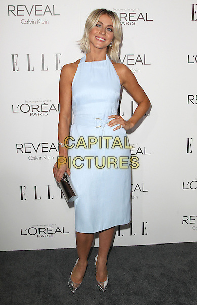 20 October  2014 - Beverly Hills, California - Julianne Hough. 2014 ELLE Women In Hollywood Awards held at the Four Seasons Hotel.  <br /> CAP/ADM/FS<br /> &copy;Faye Sadou/AdMedia/Capital Pictures
