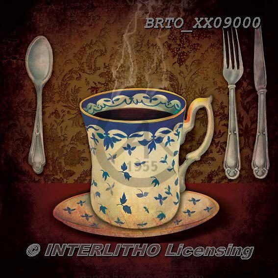 Alfredo, STILL LIFE STILLLEBEN, NATURALEZA MORTA, paintings+++++,BRTOXX09000,#i# ,tea