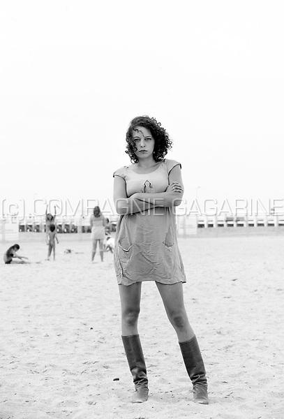 Flemish actress Marie Vinck (Belgium, 06/08/2010)
